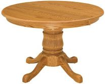 Stanford Round Pedestal Table