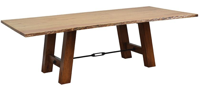 Valderrama Live Edge Dining Table