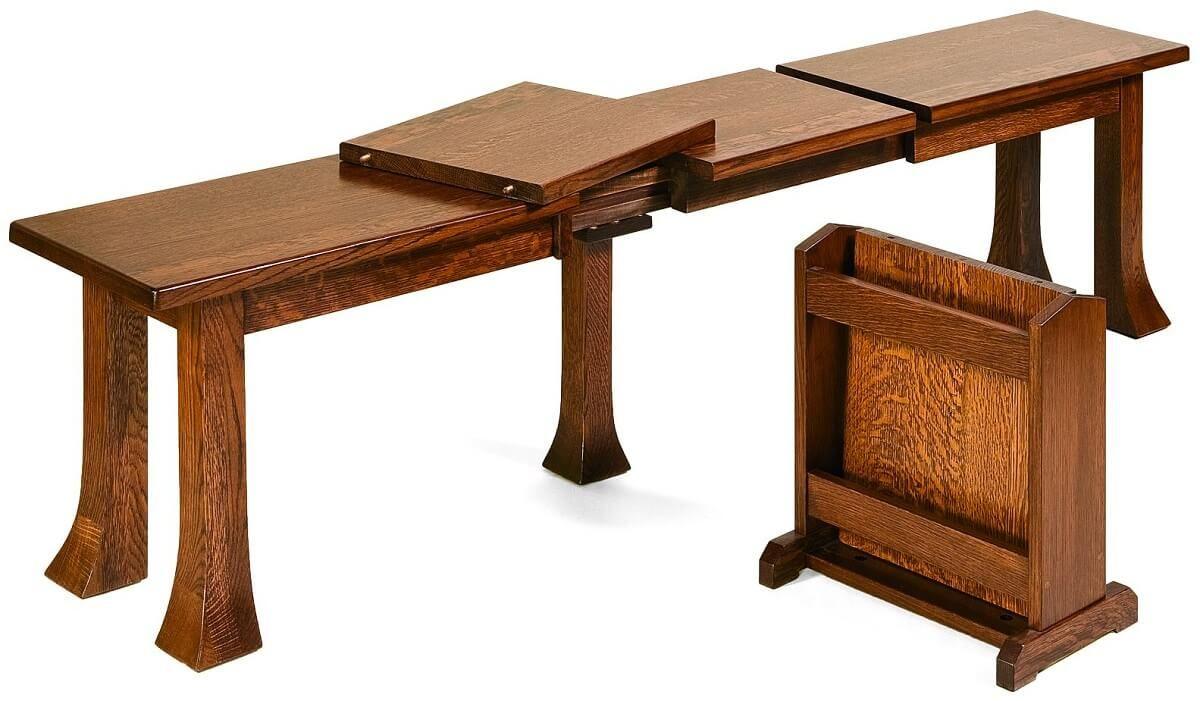 Cross Timbers Craftsman Bench