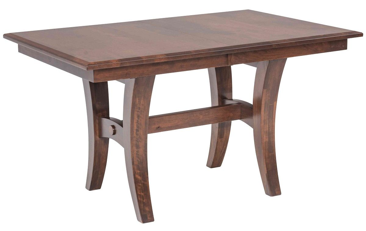 Small Trestle Dining Table