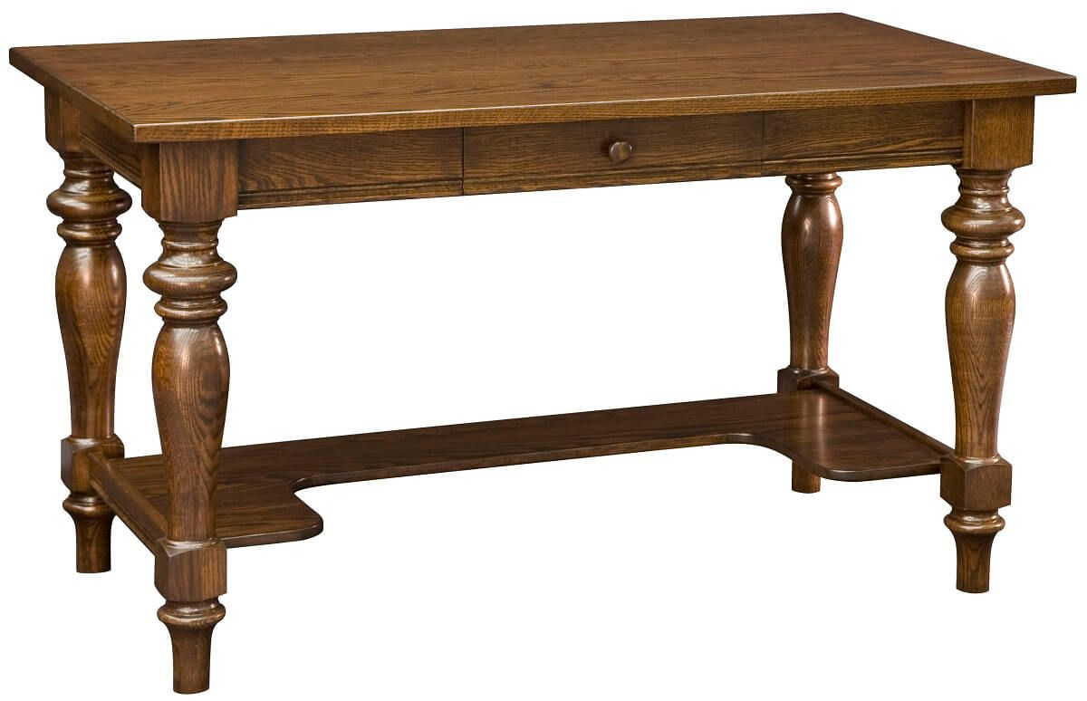 Bennet Traditional Library Table