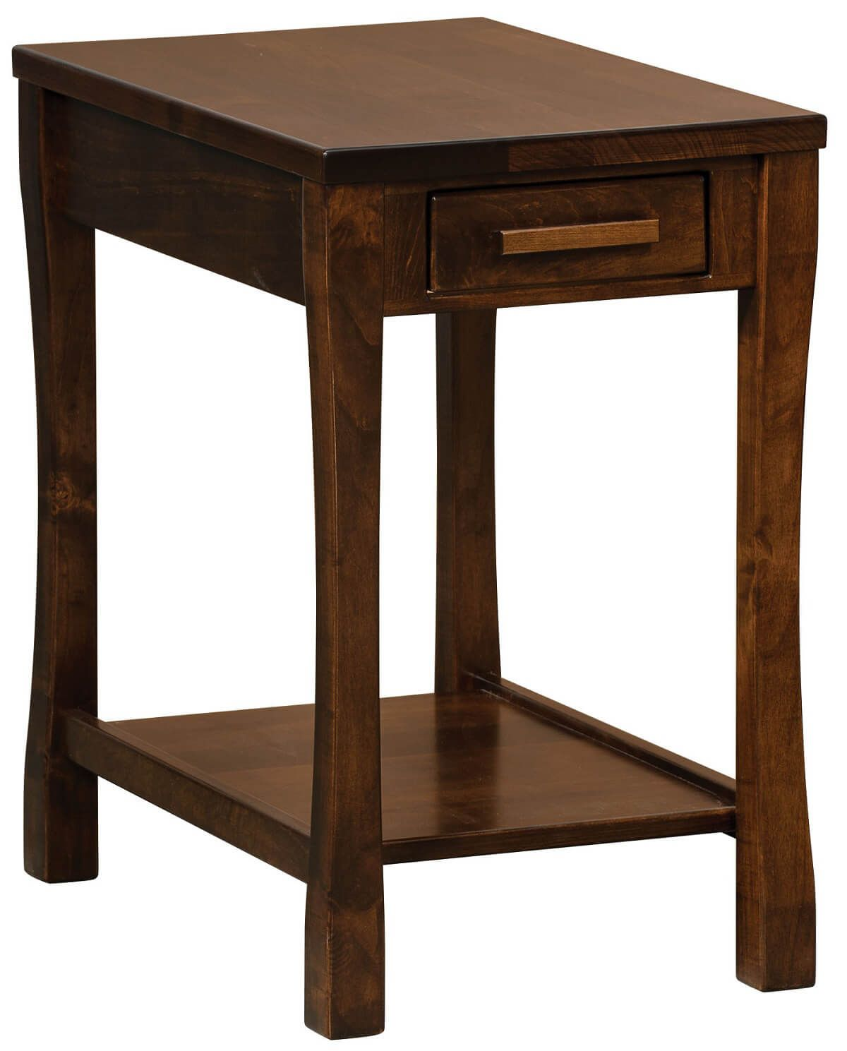 Tall Calvin Accent Table