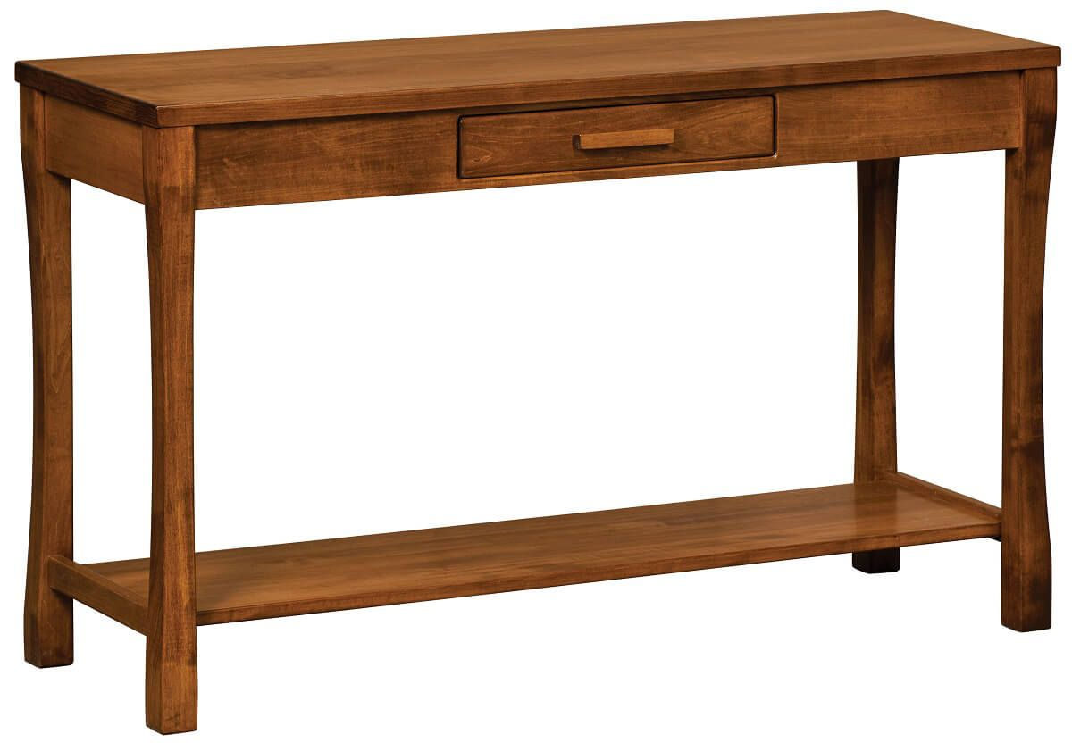 Calvin Amish Console Table