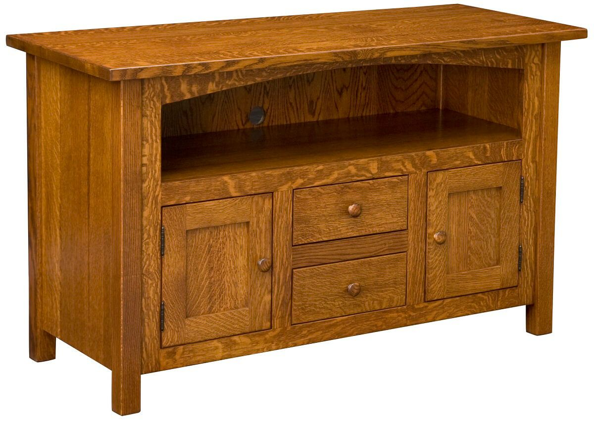 Griswold Mission Television Cabinet