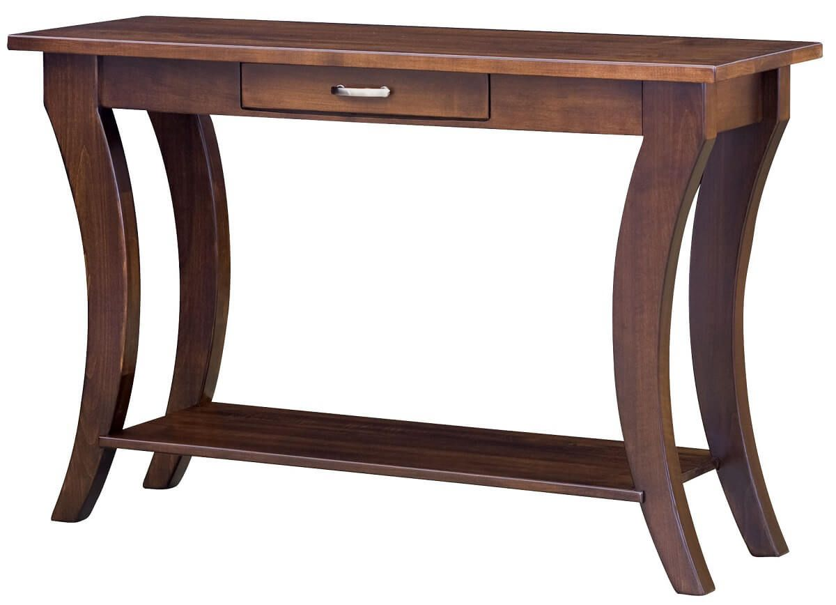 Hamden Sofa Table with drawer