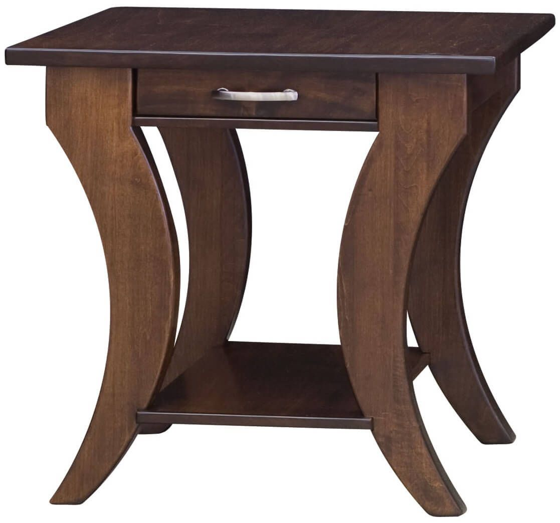 Hamden End Table with drawer