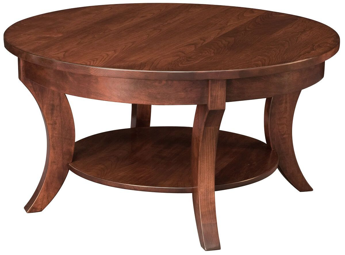 L'Arpege Round Coffee Table