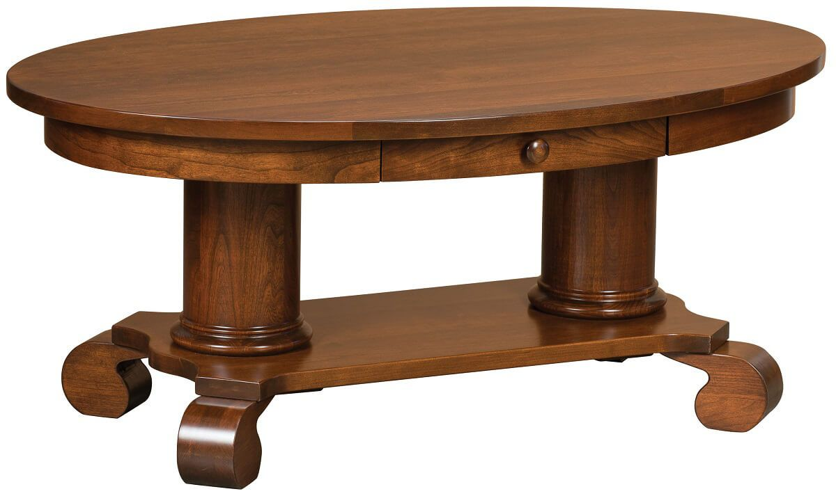 Lowell Cherry Coffee Table