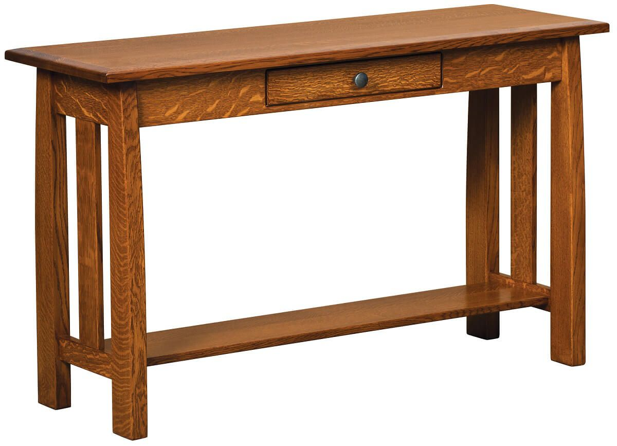 Manti Arts & Crafts Console Table