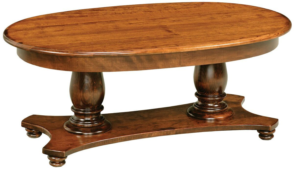 North River Cherry Coffee Table