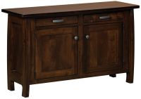 Okanogan Storage Console Table