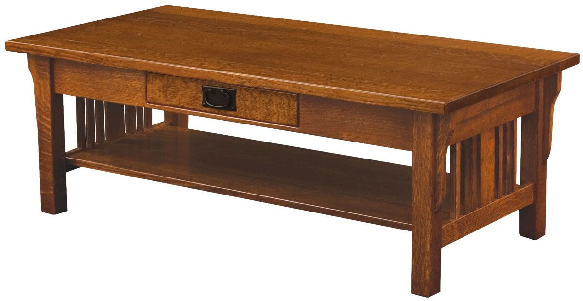 Payette Mission Coffee Table