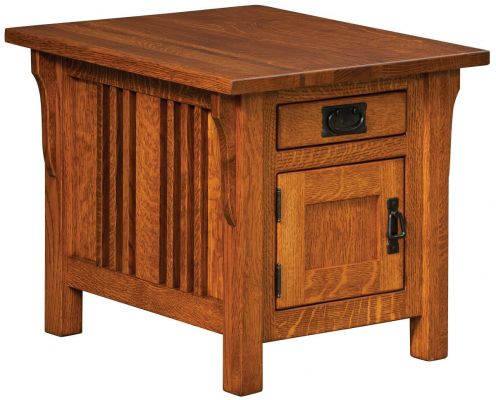Payette Mission End Table
