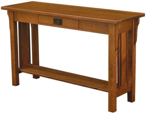 Payette Mission Sofa Table