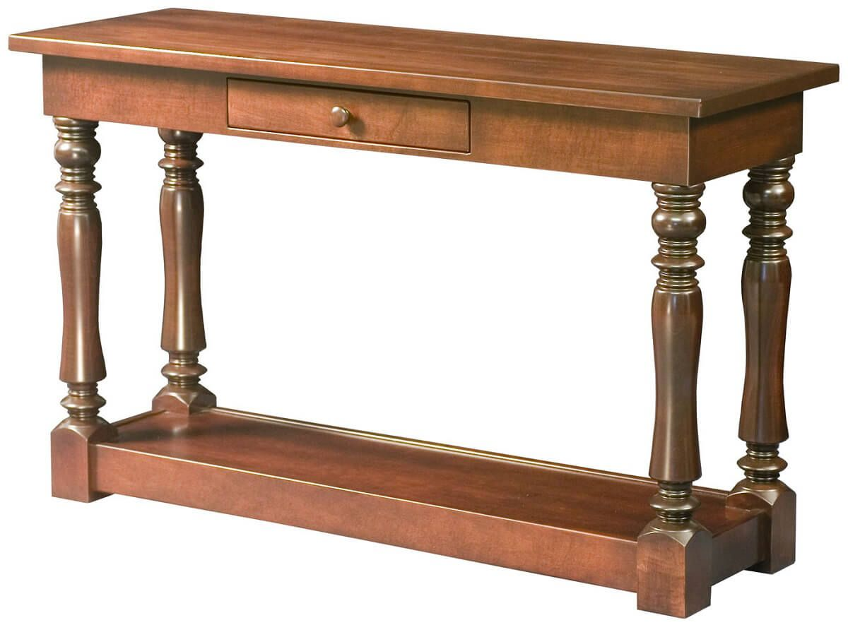 Handmade Wethersfield Console Table