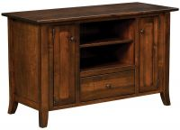 Adella Solid Wood TV Stand