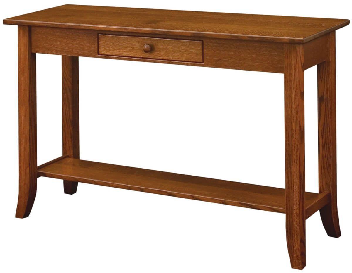 Adella Open Console Table