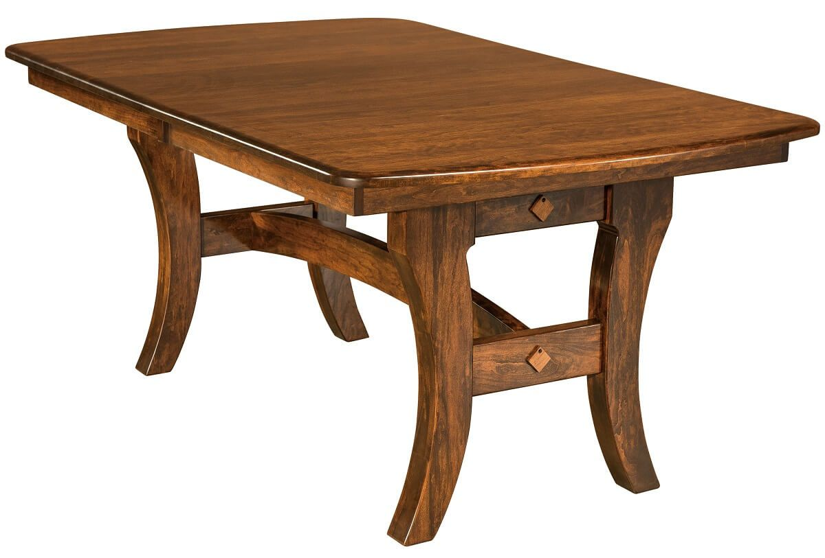 Cherry Wooden Dining Table