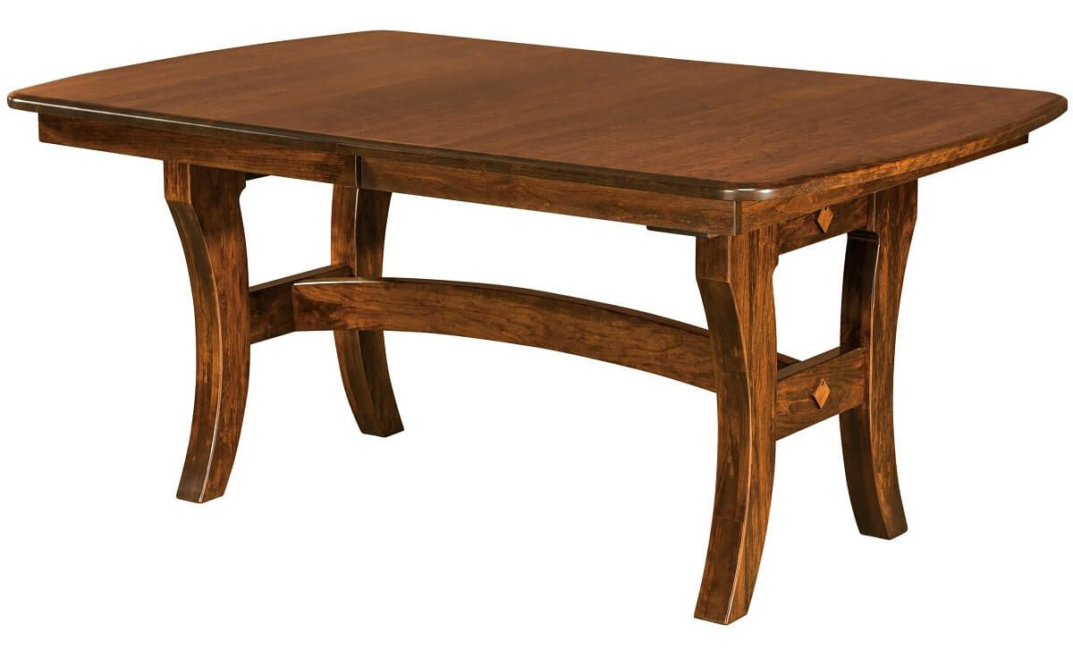 Aleutian Transitional Trestle Table