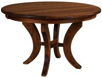 Bossier Round Dining Table