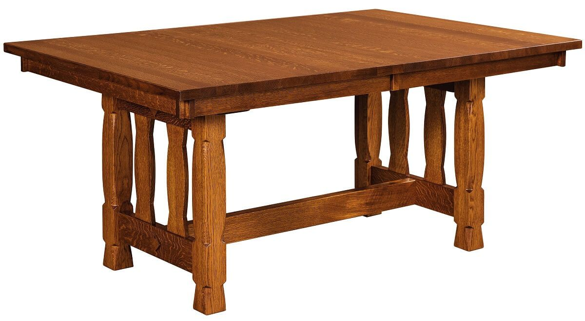 Carnaby Street Trestle Table