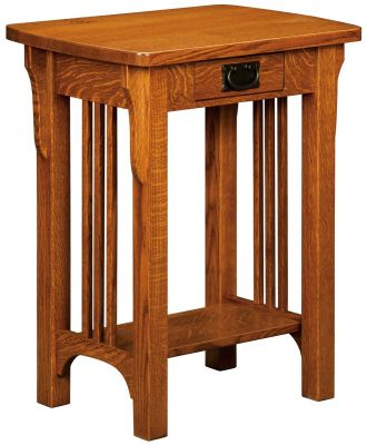 Copley Mission Accent Table
