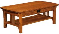 Copley Mission Coffee Table