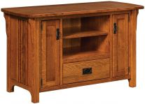 Copley Craftsman TV Console