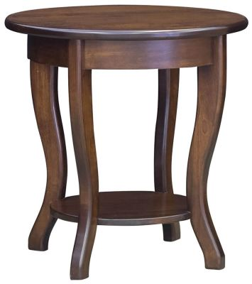 Fidelia Round End Table