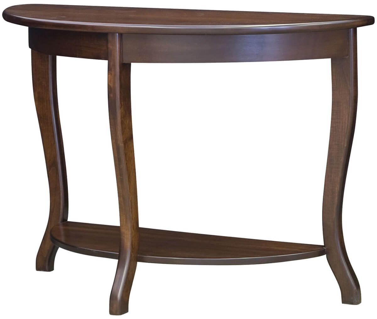 Fidelia Half Round Sofa Table