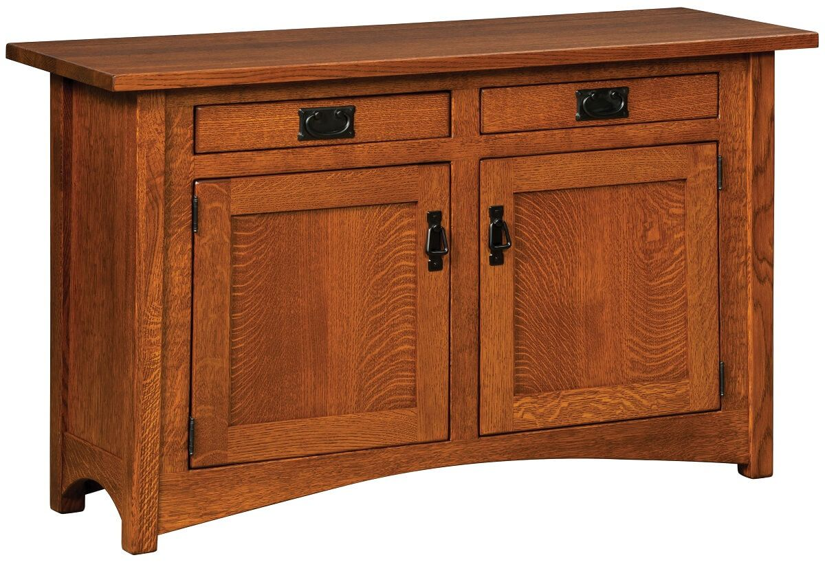 Gustav Enclosed Console Table