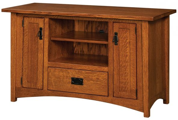 Arts and Crafts Gustav Television Console