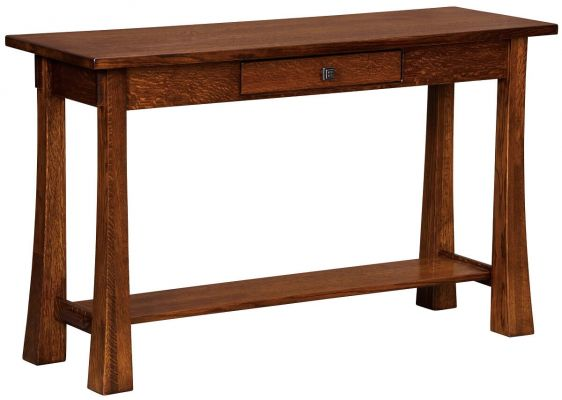 Lassen Console Table with Drawer
