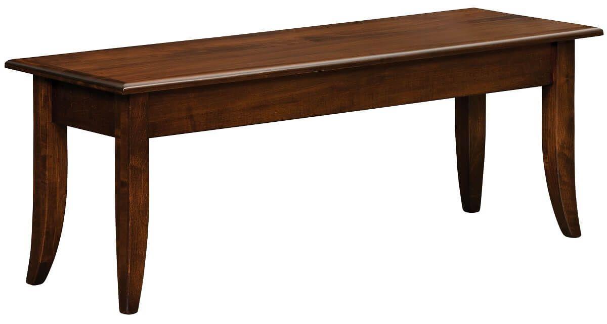 Markham Shaker Style Bench