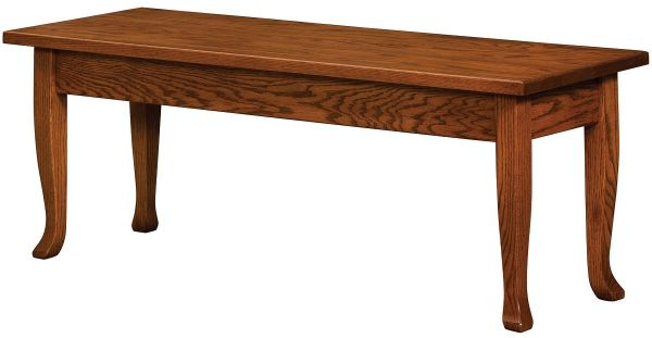 Wears Valley Bench in Oak
