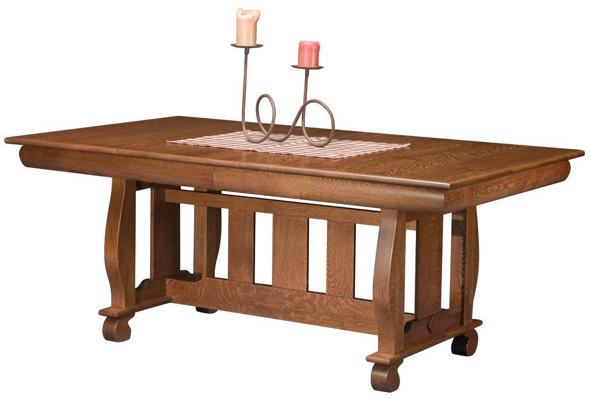 Lorelei Trestle Dining Table