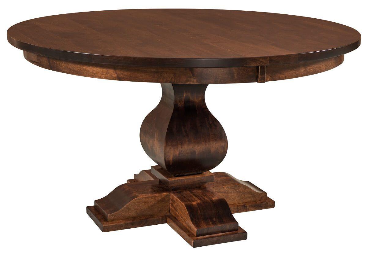 Obert Round Pedestal Table