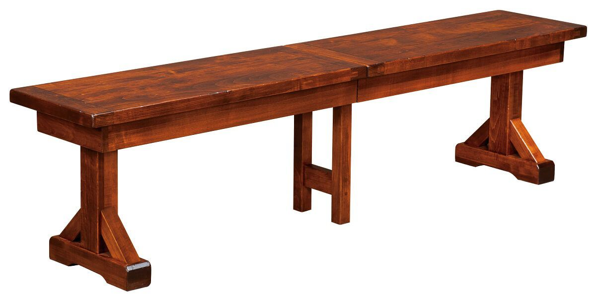 Outpost Extendable Dining and Kitchen Bench