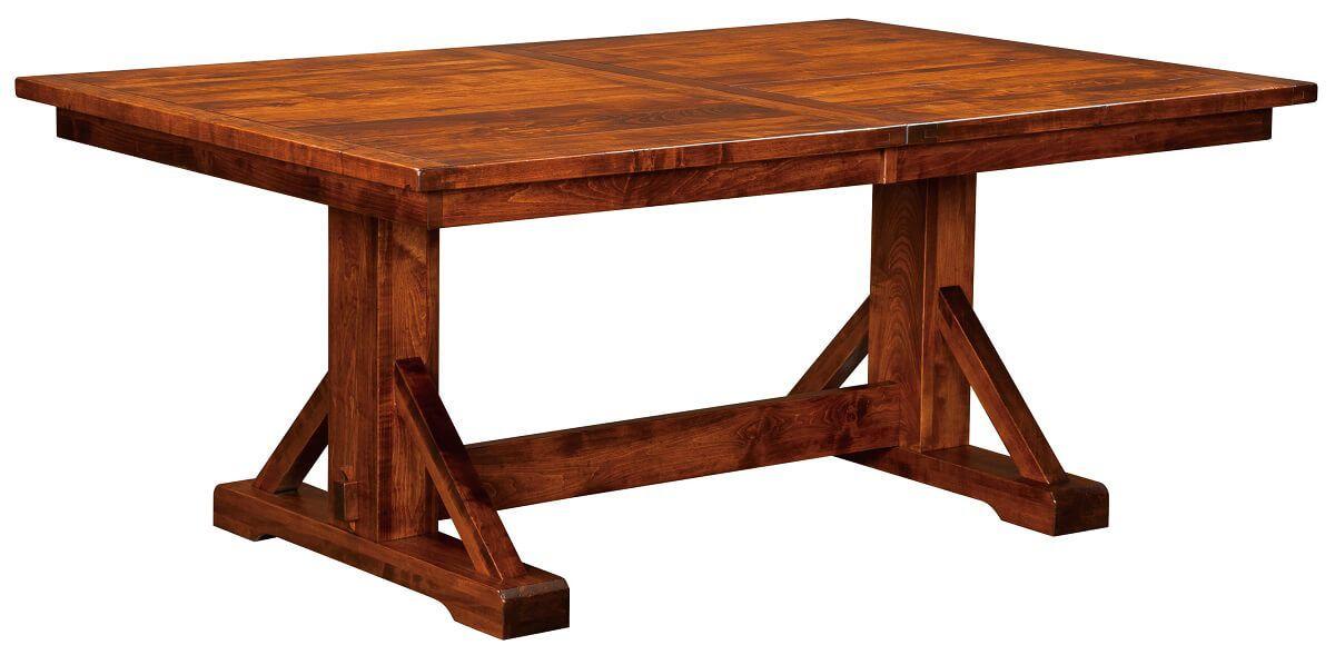 Outpost Farmhouse Trestle Table