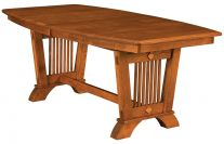 mission dining room tables - countryside amish furniture