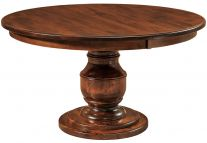 Benelux Pedestal Dining Table