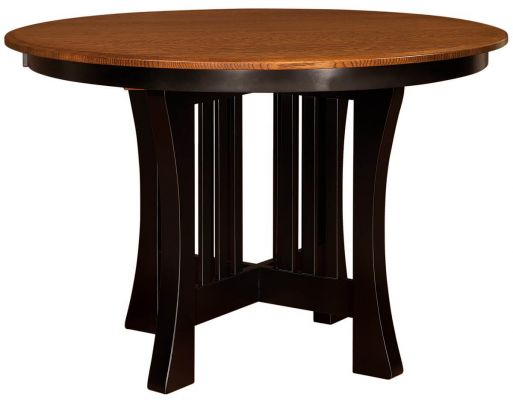 Berkshire Butterfly Leaf Bar Table