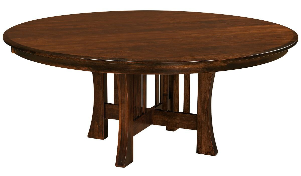 Berkshire Round Butterfly Leaf Table