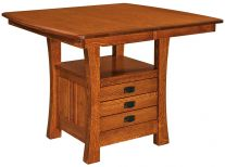 Berkshire Butterfly Leaf Pub Table