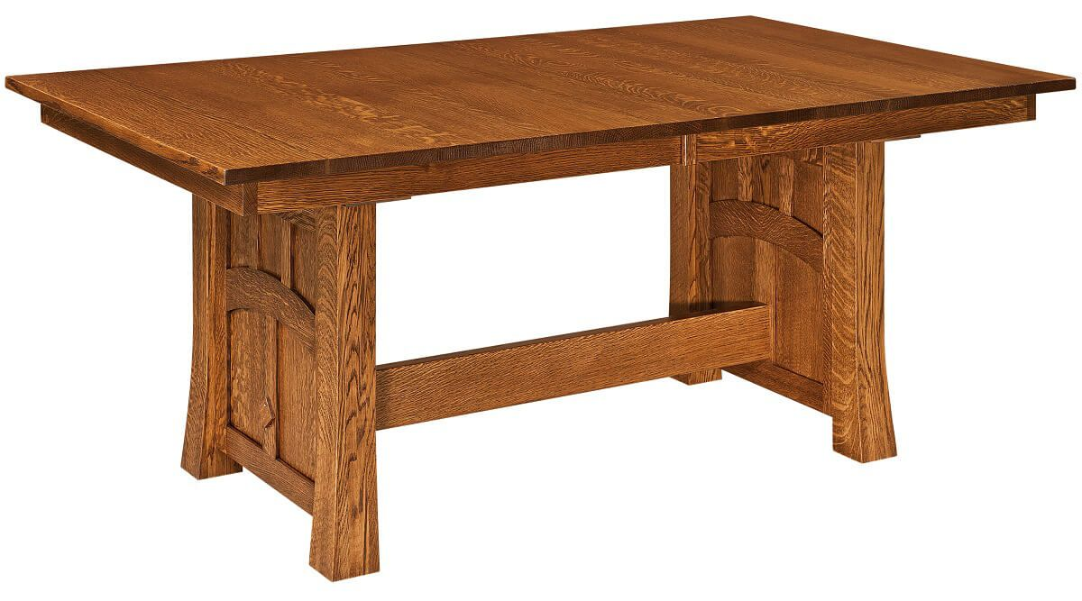 Casa Zuniga Trestle Dining Table