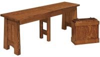 Colorado McCoy Kitchen Bench