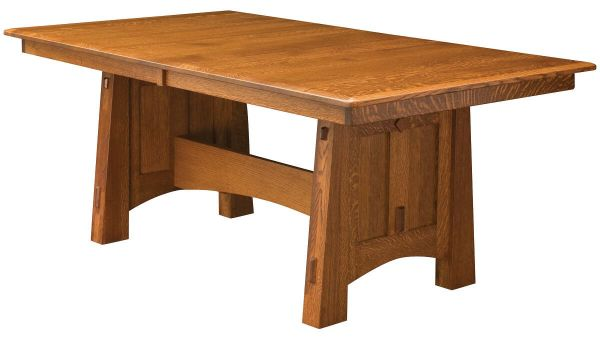 Colorado McCoy Butterfly Leaf Table