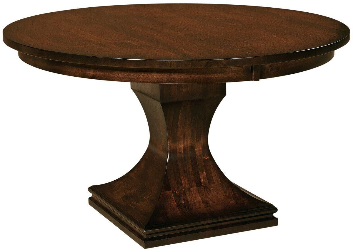 Corleone Modern Round Table
