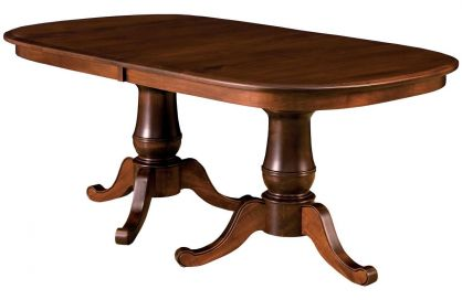 Hillsborough Double Pedestal Table