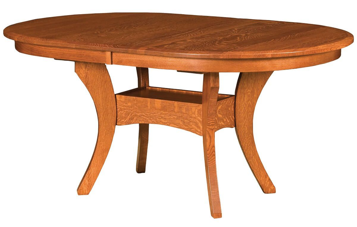 Knox County Oval Dining Table